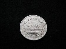 1994 $1 Caesars Casino Lake Tahoe Slot Token Rare Gambling Dollar Coin Old Rare
