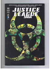 LOT DE 2 JUSTICE LEAGUE SAGA 2 & 23 URBAN DC COMICS