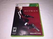 Hitman Absolution (Microsoft Xbox 360) Original Release Complete Excellent!