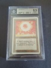 1994 Magic The Gathering MTG Revised Edition Sol Ring U A BGS 8.5 NM-MT+