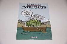Le chat HS 1999 Entrechats EO / Geluck // Casterman