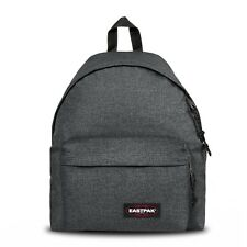 Eastpak Padded Pak'r Black Denim Backpack Black Denim EK62077H