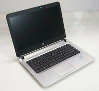 """HP ProBook 440 G3 14"""" Intel i3-6100U 2.3GHz 8GB 500GB HDD Fair WIN10COA No OS"""