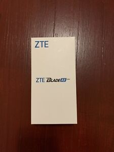 Brand New Unopened ZTE Blade A3 Prime Visible Wireless *NEW*