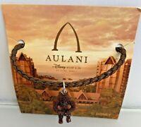 Aulani Disney Hawaii Resort Menehune Necklace New Limited Edition Tiki