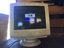 Vintage Compaq Cv735  Crt Color Monitor