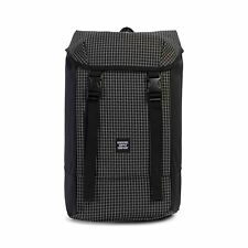 Zaino Herschel Little America Classics Black Gridlock Borsa Bag