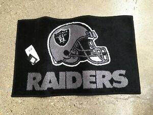"Fanmats Oakland Raiders 20x30"" Starter Rug"