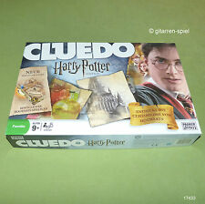 CLUEDO HARRY POTTER Edition con Hogwarts-piano di gioco PARKER MATTONCINI RAR 1a TOP!