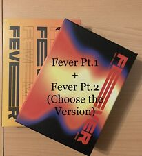 ATEEZ Zero:Fever Pt.1 + Pt.2 CD WITHOUT PHOTOCARDS!