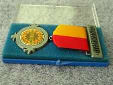 1967-97 Beatles Original Sgt. Pepper 30th Anniversary Medal Copyrighted EMI $275