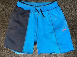 10 Deep Shorts Colorblock  Distressed Size L (30x6)
