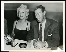 Marilyn Monroe & Joe Dimaggio 1954 Type 1 Original Photo PSA/DNA ICONIC!