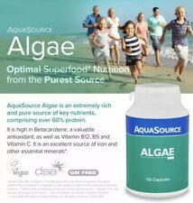 AQUASOURCE ALGAE 120 Caps, Klamath AFA blue-green algae