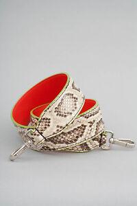 Fendi Strap You Python Bag Strap