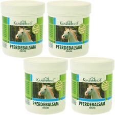 (29,98€/l) 4x Kräuterhof Pferdebalsam 100 ml - für die kühlende Körperpflege