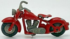 Tekno Denmark 761 Harley Davidson Indian Motorcycle Red