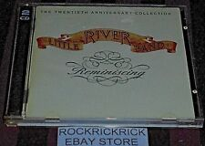 LITTLE RIVER BAND - 20TH ANNIVERSARY COLLECTION REMINISCING 2 CD SET 34 TRACKS