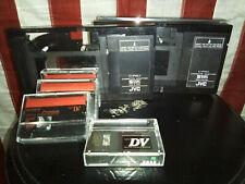 JVC S-VHS Adapter & 4 Band los. c-p6u, cp7u, Sony, Maxell VCR VHS
