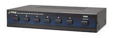 Pyle Home PSS6 6-Channel High Power Stereo Speaker Selector