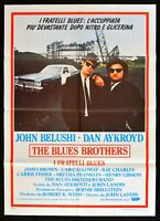 Poster The Blues Brothers I Brüder Belushi Aykroyd Landis Kino Film M100