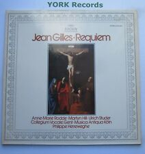 2533 461 - GILLES - Requiem RODDE / HILL / STUDER / HERREWEGHE - Ex LP Record