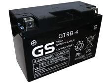 BATTERIE GS GROUPE YUASA GT9B-4 Yamaha XT X - 660 2004 2005 2006 2007 2008 2009