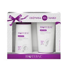 BIOTEBAL Anti Hair Loss 200 ml Shampoo und Conditioner-Behandlung