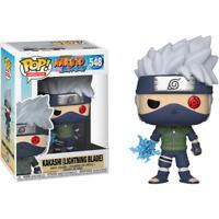 NEW Naruto Shippuden - Kakashi with Lightning Blade Pop! VINYL + POP PROTECTOR