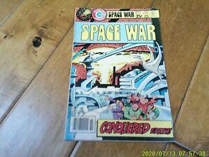 Space War #31 (1978) Charlton Comics 'Joe Staton art & Wally Wood art'