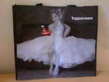 Tupperware Tupper Einkaufstasche Tasche Marilyn Quick Chef rot weiß schwarz