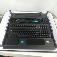 Middle Atlantic KB-SS rack mount sliding Keyboard and Trackball