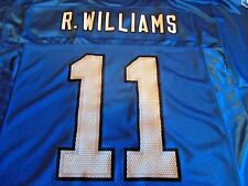 Detroit Lions Jersey Roy Williams Jersey Reebok Size M