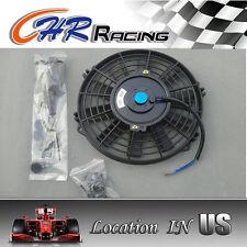 "UNIVERSAL 9"" inch Universal Electric Radiator Fan New w/ mounting kit"