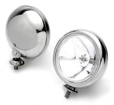 BMW MINI SPOT LIGHTS CHROME - FOR BMW MINI ONE COOPER S OR CABRIOLET WIPAC