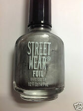 Revlon Street Wear Nail Polish ( CHROME #12 ) 0.5 oz NEW.