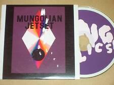 CD SINGLE 8 TITRES / MUNGOLIAN JETSET / TRES BON ETAT