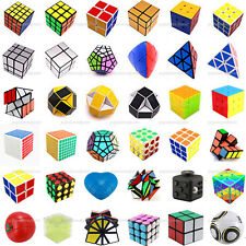 2x2/3x3x3/4x4x4/5x5x5 Smoothly Speed Magic Cube Puzzle Twist Classic Brain Game