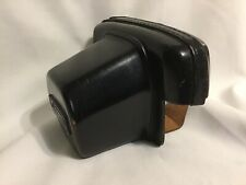 Genuine Black Leather Canon Pellix Eveready Camera Case Pellix