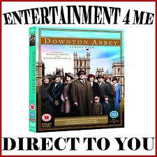 DOWNTON ABBEY - COMPLETE SERIES SEASON 5   **BRAND NEW DVD**