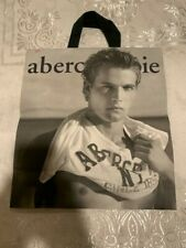 Abercrombie and Fitch Shopping Bag Gift Bag Medium Paper Bag Abercrombie Bag