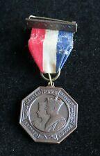 1937 LYTHAM ST ANNES KING GEORGE V1 CORONATION MEDAL / MEDALLION
