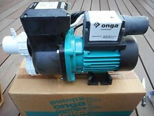 ONGA BATHMASTER V2 SPA BATH HEATER PUMP NEW IN BOX .75HP BANKRUPTCY SALE 23740