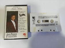 HOMENAJE A ANTONIO MOLINA JUAN RAMON FUENTES CINTA TAPE CASSETTE COCK 1991