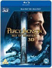 Percy Jackson Sea of Monsters 5039036064002 With Sean Bean Blu-ray Region B