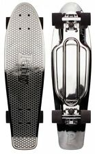 "Penny Nickel Skateboard Complete 27"" - Gunmetal Metallic Fade"