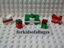 Lego Christmas Gifts Holiday Presents Gift Boxes Packages Stocking Stuffers