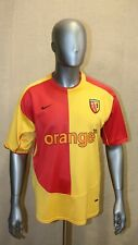 Maillot RC Lens Nike domicile 2004/2005 Taille XL