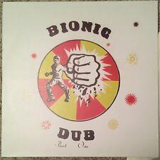 Dub Specialist - Bionic Dub Studio one 1 Reggae Dub LP 33Rpm