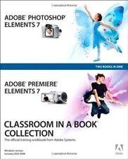 Adobe Photoshop Elements 7 and Adobe Premiere Elem